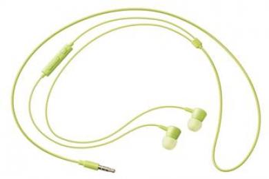 EO-HS1303GE Samsung Stereo HF 3,5mm vč. ovládání Green (EU Blister)