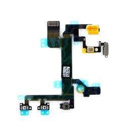 iPhone 5S Flex Kabel vč. Desky Kláves Hlasitosti, On/Off