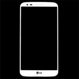 LG D802 Optimus G2 LCD Display + Dotyková Deska + Přední Kryt White
