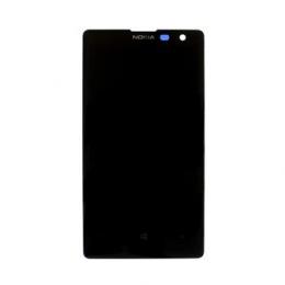 LCD Display + Dotyková Deska + Přední Kryt Nokia 1020 Lumia