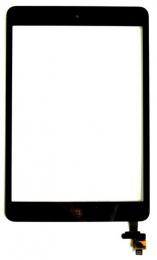 iPad mini Dotyková Deska vč. IC Black OEM