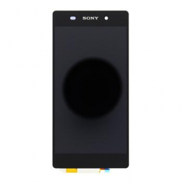 LCD Display + Dotyková Deska Black Sony D6503 Xperia Z2