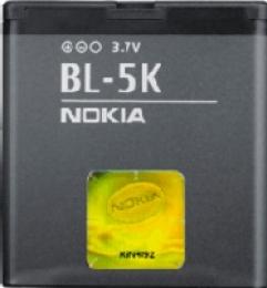 BL-5K Nokia baterie 1200mAh Li-Ion (Bulk)