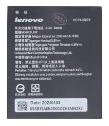Lenovo BL242 Original Baterie 2300mAh Li-Ion (Bulk)