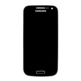 LCD display + Dotyk + Přední kryt Samsung i9195i Galaxy S4mini VE Black Edition (Service Pack)
