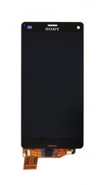 LCD Display + Dotyková Deska Black Sony D5803 Xperia Z3 Compact