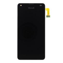 Microsoft Lumia 550 Dotyková Deska + LCD Display + Přední Kryt