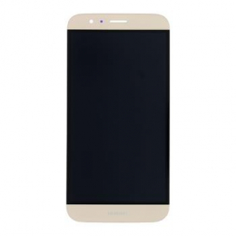 Huawei  G8/GX8 LCD Display + Dotyková Deska Gold