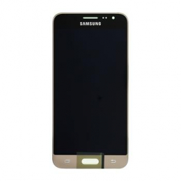 LCD Display + Dotyk Samsung J320 Galaxy J3 2016 Gold  (Service Pack)