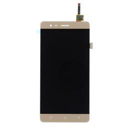 Lenovo K5 Note LCD Display + Dotyková Deska Gold