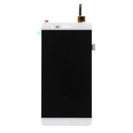 Lenovo K5 Note LCD Display + Dotyková Deska White