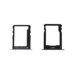 Huawei Ascend P8 Lite SIM a microSD Držák Black