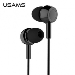 USAMS EP-12 Stereo Headset 3,5mm Black