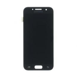 LCD display + Dotyk Samsung A320 Galaxy A3 2017 Black (Service Pack)
