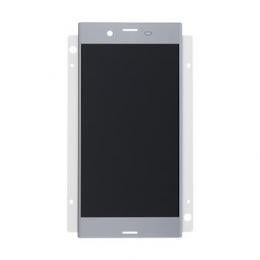 LCD Display + Dotyková Deska Silver Sony F8332 Xperia XZ (Service Pack)