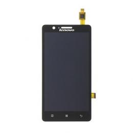 Lenovo A536 LCD Display + Dotyková Deska Black