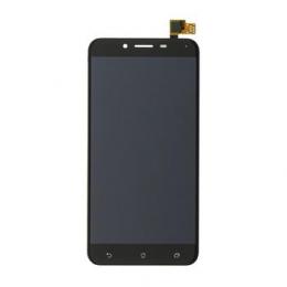 LCD Display + Dotyková Deska pro Asus ZenFone 3 Max ZC553KL Black