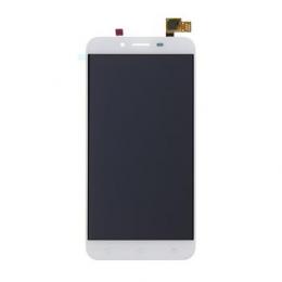 LCD Display + Dotyková Deska pro Asus ZenFone 3 Max ZC553KL White