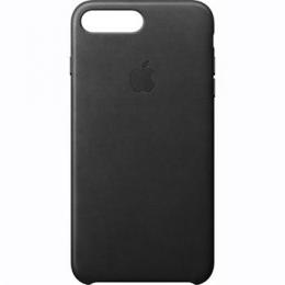 MMYJ2ZM/A Apple Kožený Kryt Black pro iPhone 7 Plus (EU Blister)