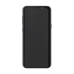 LCD display + Dotyk Samsung G955 Galaxy S8 Plus Black (Service Pack)