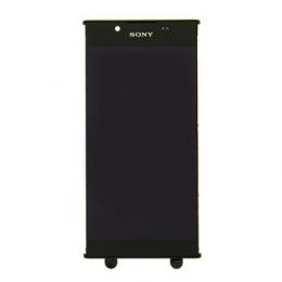 LCD Display + Dotyková Deska + Přední Kryt Black Sony G3311 Xperia L1 (Service Pack)