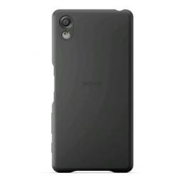 SBC22 Sony Style Cover Flip pro Xperia X Black (EU Blister)