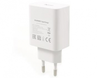 HW-050450E00 Huawei Super Charger USB Cestovní Dobíječ White (Bulk)