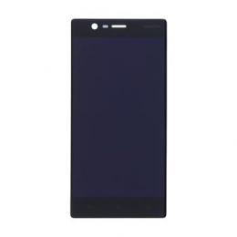 Nokia 3 Dotyková Deska + LCD Display Black