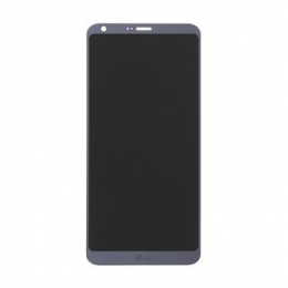 LG H870 G6 LCD Display + Dotyková Deska Silver