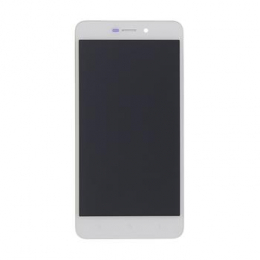 LCD Display + Dotyková Deska + Přední Kryt pro Xiaomi Redmi 4A White