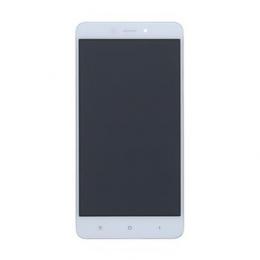 LCD Display + Dotyková Deska + Přední Kryt pro Xiaomi Redmi Note 4 White