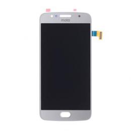 Lenovo Moto G5s LCD Display + Dotyková Deska Silver