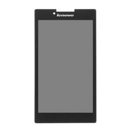 Lenovo A7-30 Tab 2 LCD Display + Dotyková Deska Black