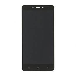 LCD Display + Dotyková Deska pro Xiaomi Redmi Note 4 Global Black