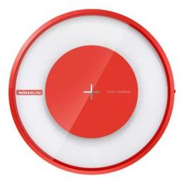 Nillkin Magic Disc 4 Rychlý Bezdrátový Dobíječ Red (EU Blister)