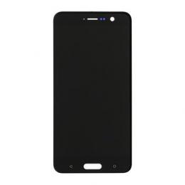 LCD Display + Dotyková Deska pro HTC U Play Black