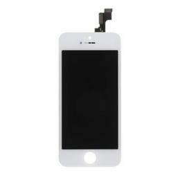 iPhone 5S LCD Display + Dotyková Deska White TianMA Premium