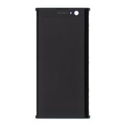 LCD Display + Dotyková Deska + Přední Kryt Black Sony H4113 Xperia XA2 (Service Pack)