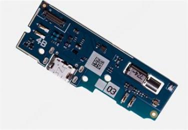 Sony H3311 Xperia L2 Flex Kabel vč. Dobíjecího Konektoru (Service Pack)
