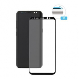 Nillkin Tvrzené Sklo 3D CP+MAX Black pro Samsung G960 Galaxy S9