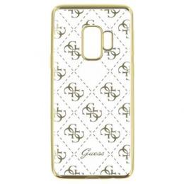 GUHCS9TR4GG Guess 4G TPU Case Gold pro Samsung G960 Galaxy S9