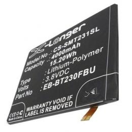 CS-SMT231SL Baterie 4000mAh Li-Pol pro Samsung T231 Galaxy Tab 4 7