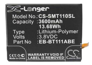 CS-SMT110SL Baterie 3600mAh Li-Pol pro Samsung T110 Galaxy Tab 3 Lite 7