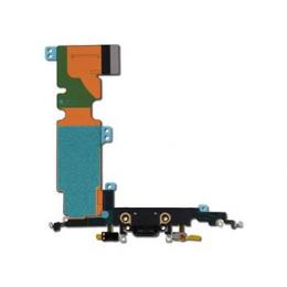 iPhone 8 Flex Kabel vč. Dobíjecího Konektoru Black