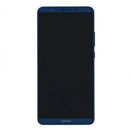Huawei Mate 10 PRO LCD Display + Dotyková Deska + Přední Kryt Blue (Service Pack)