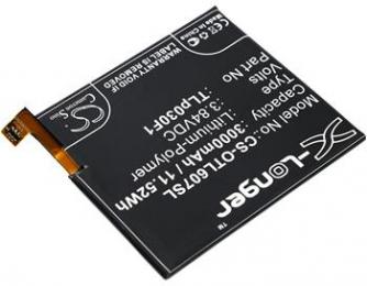 CS-OTL607SL Baterie 3000mAh Li-Pol pro Alcatel One Touch Idol 4S