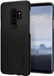 Spigen Thin Fit for Samsung Galaxy S9+ Black (EU Blister)