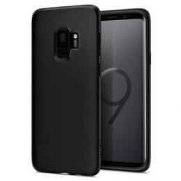 Spigen Liquid Crystal for Samsung Galaxy S9 Matt Black (EU Blister)