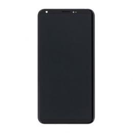 LG V30 LCD Display + Dotyková + Přední Kryt Deska Black