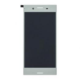 LCD Display + Dotyková Deska Silver Sony G8142 Xperia XZ Premium